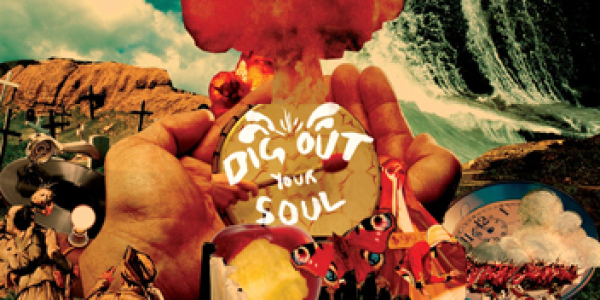 Portada de Dig Out Your Soul