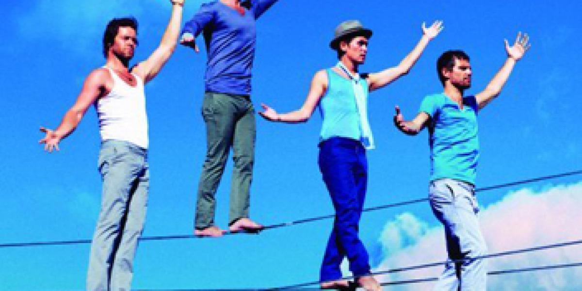 Portada The Circus de Take That