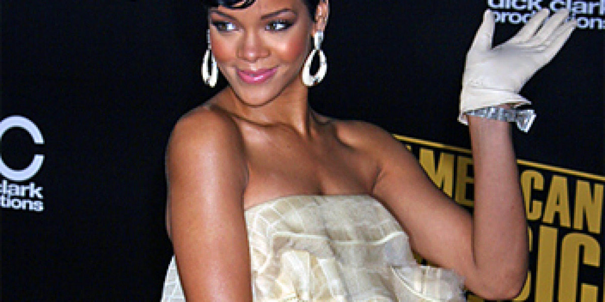 Rihanna en los American Music Awards