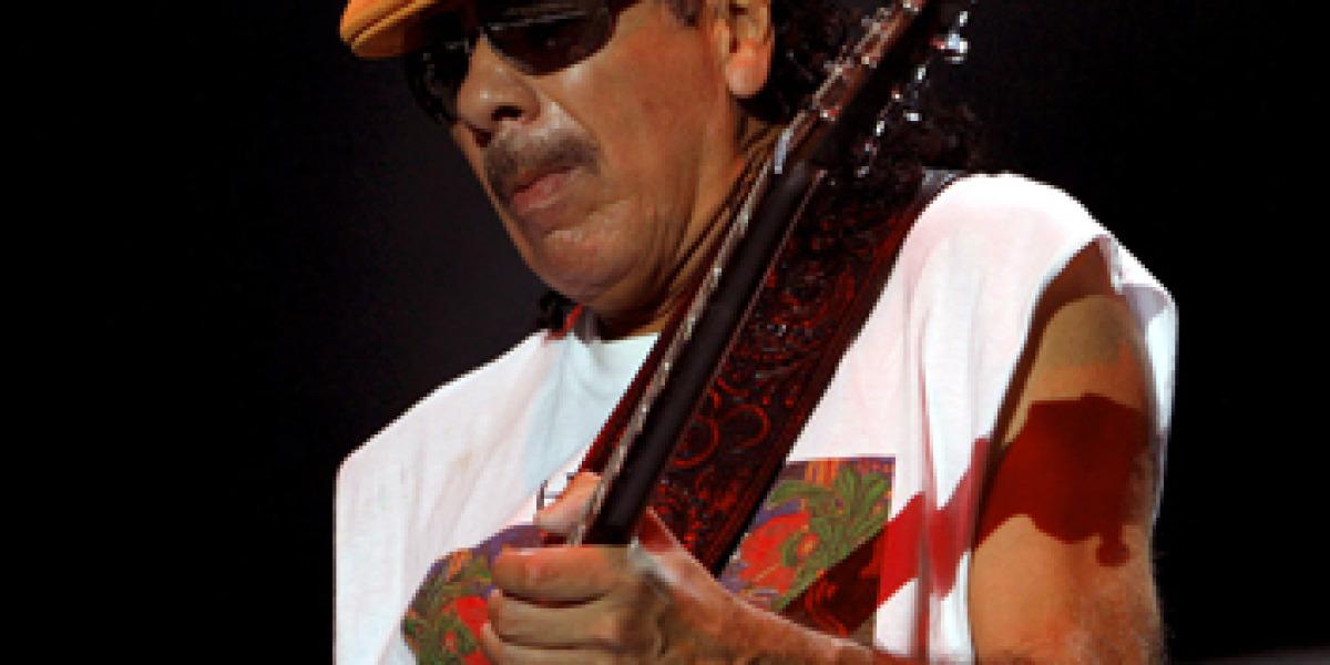 Santana actuará en Viña del Mar