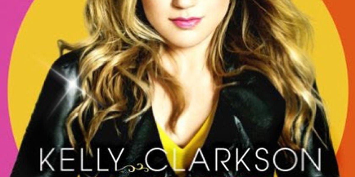 Portada de All I Ever Wanted, nuevo disco de Kelly Clarkson