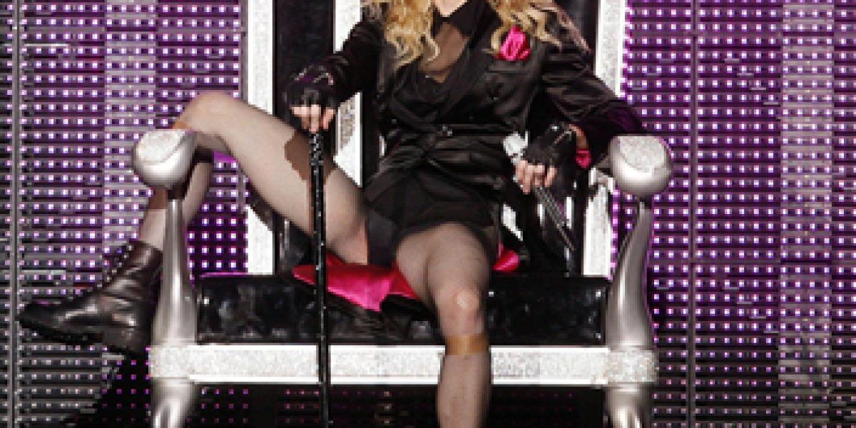 Madonna regresa a España en julio de 2009