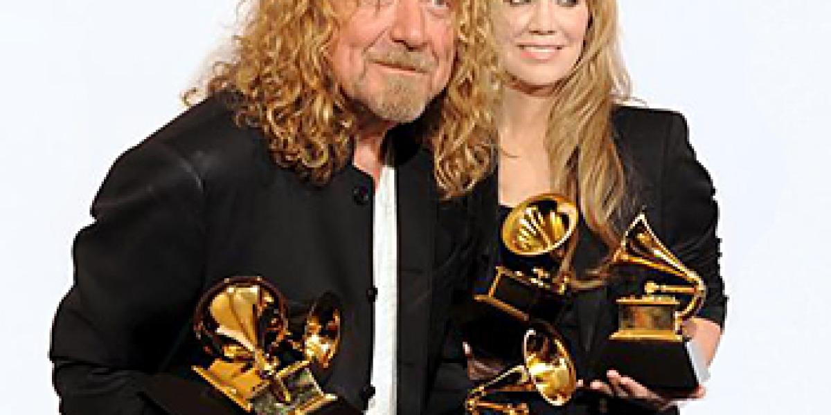 Robert Plant y Alison Krauss