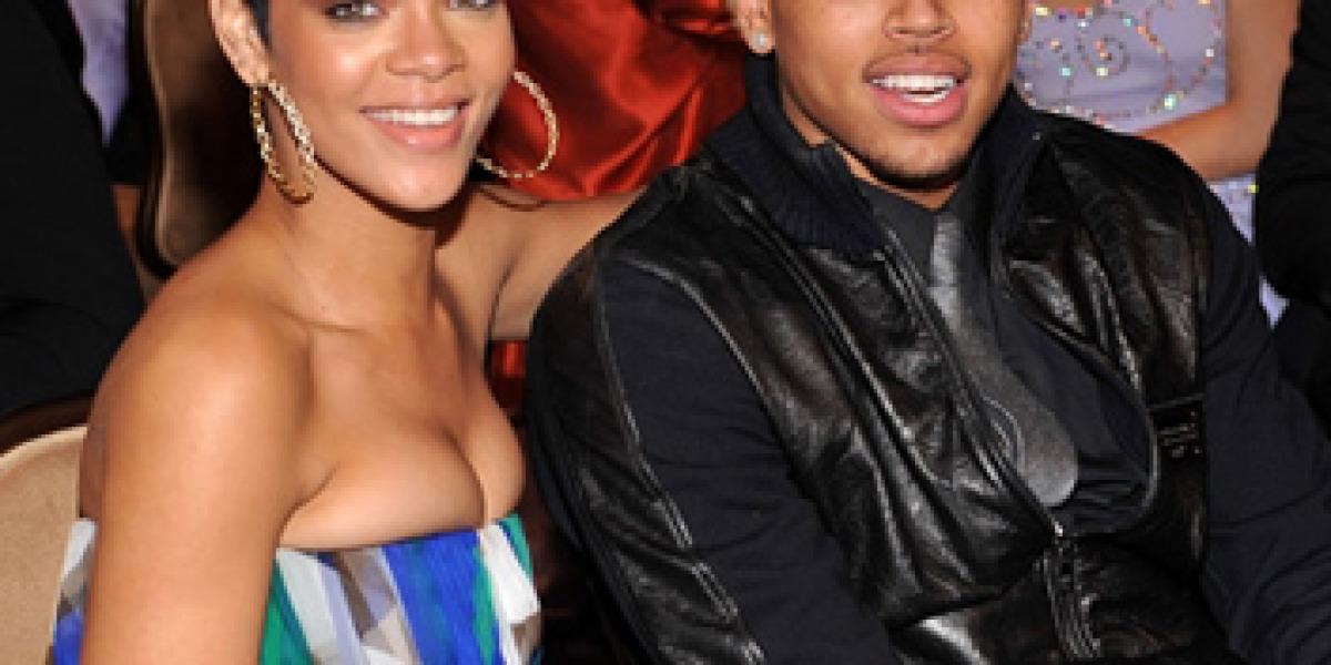 Rihanna y Brown, la noche antes de la detención