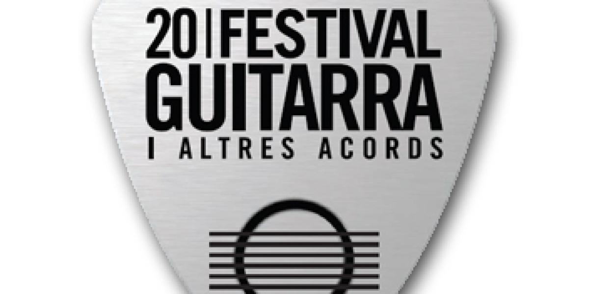 20 Festival de Guitarra de Barcelona