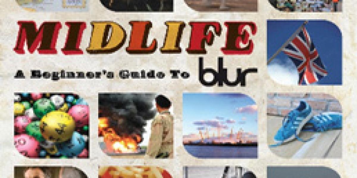Blur saca nuevo disco Midlife a beginner's guide to blur