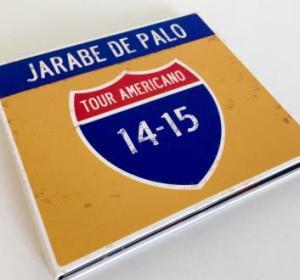 Tour Americano 14-15 de Jarabe de Palo