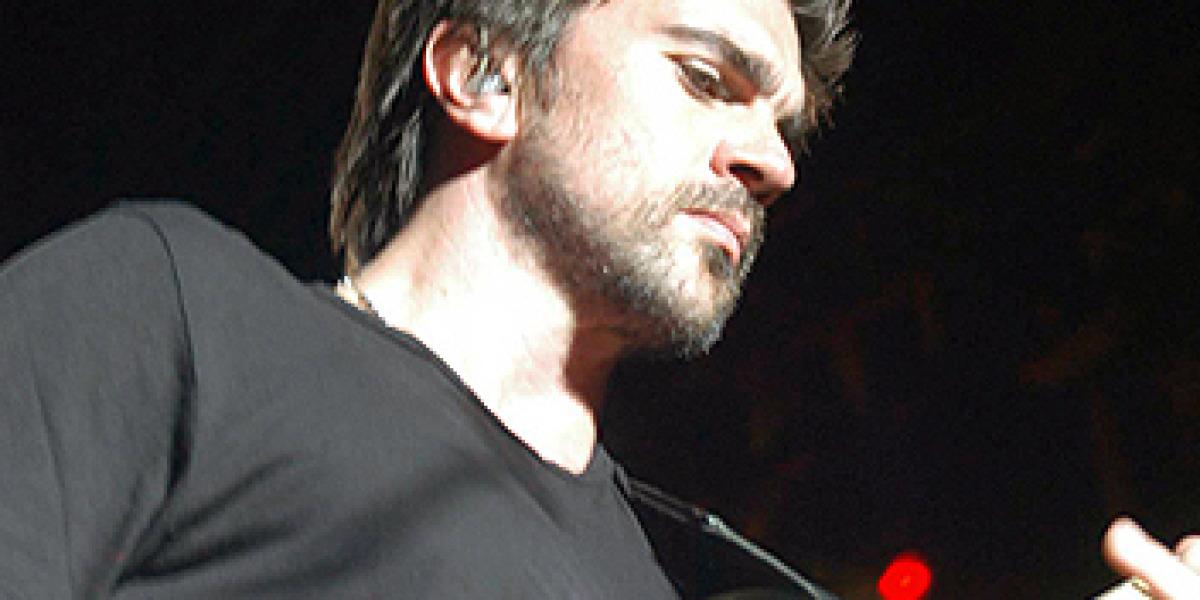 Juanes abre gira en España