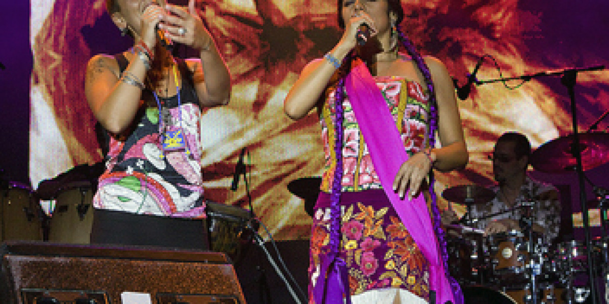 Lila Downs y Chambao