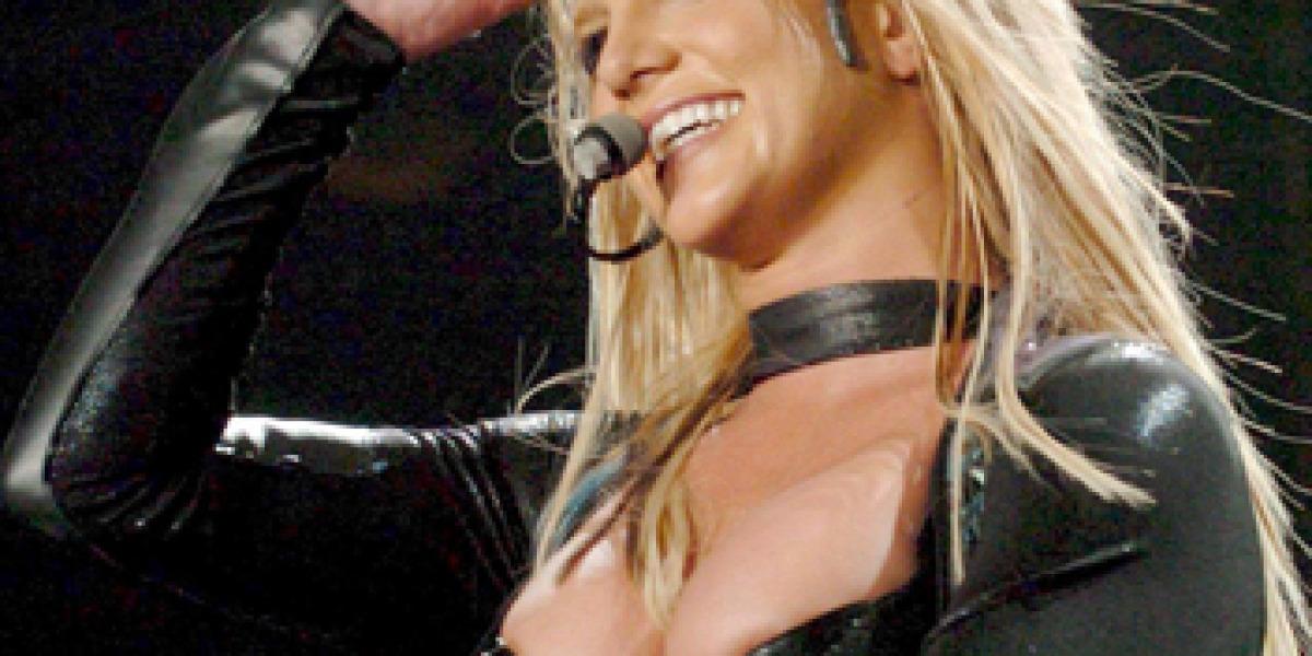 Britney Spears apareció ligeramente mejorada respecto a la anterior edición de los MTV VMA.