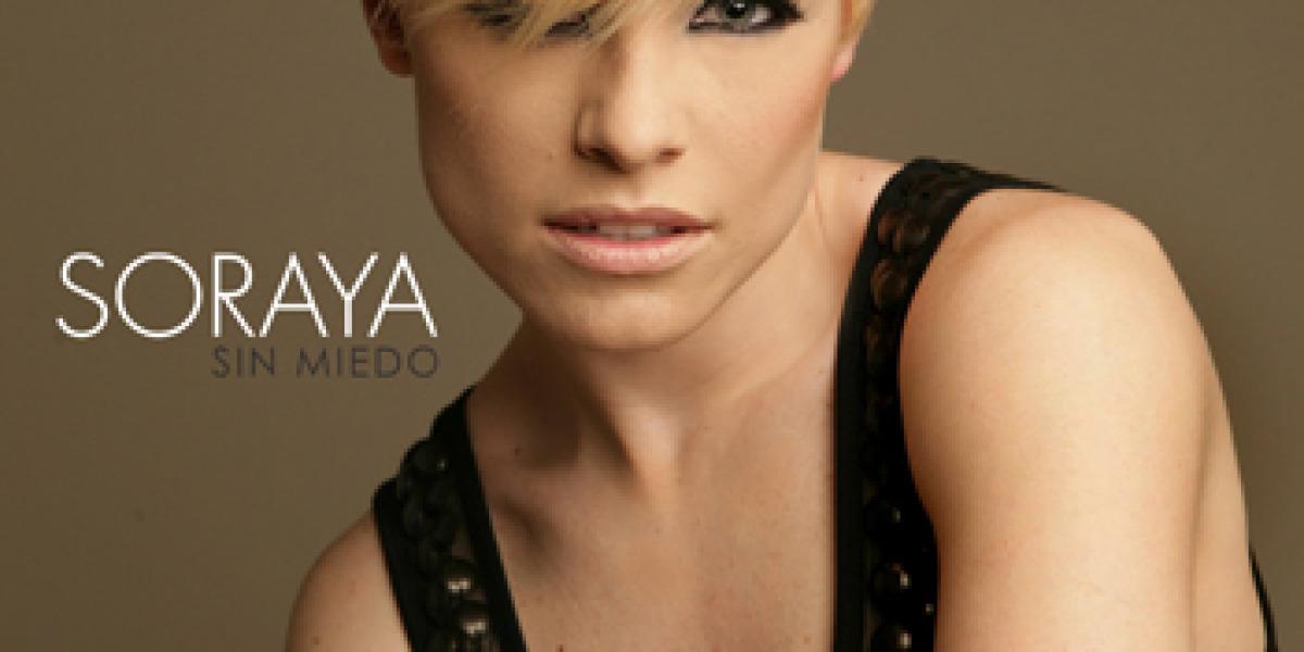 Sin Miedo, cuarto disco de Soraya