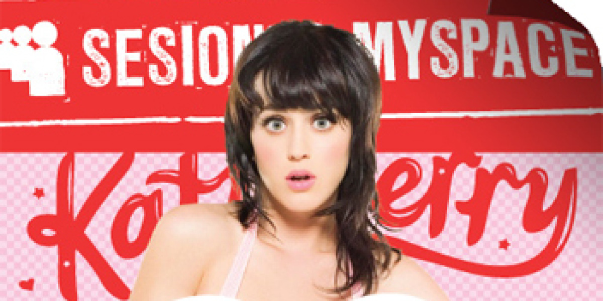 Katy Perry con Myspace