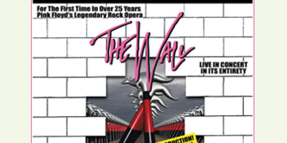 Cartel de The Australian Pink Floyd Show