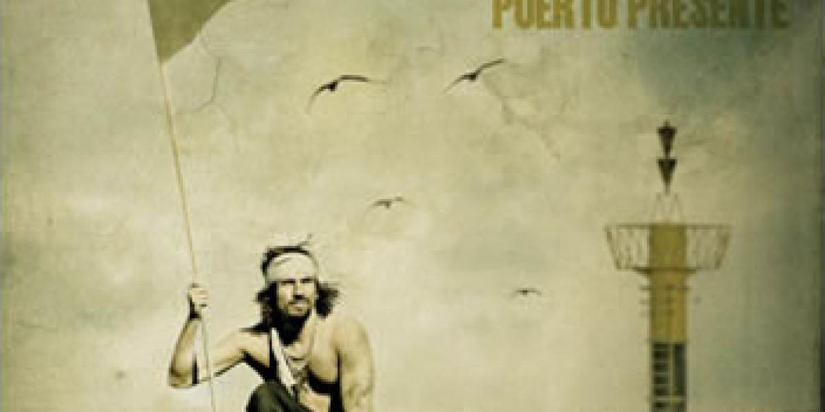 Macaco en la portada de Puerto Presente