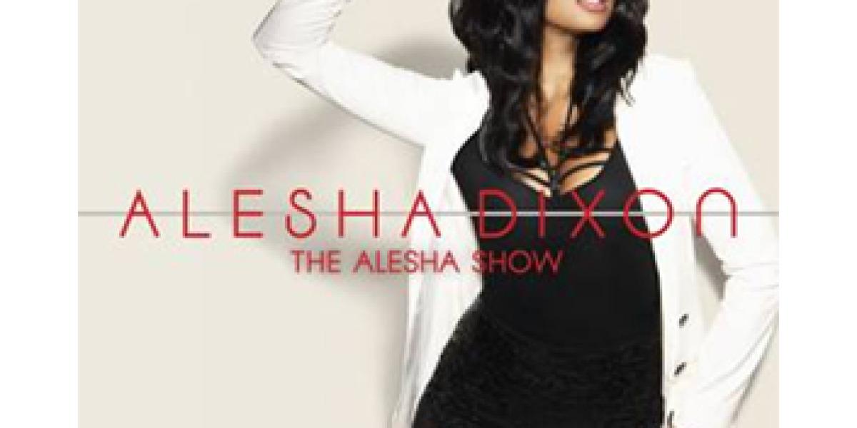 Alesha Dixon en The Alesha Show