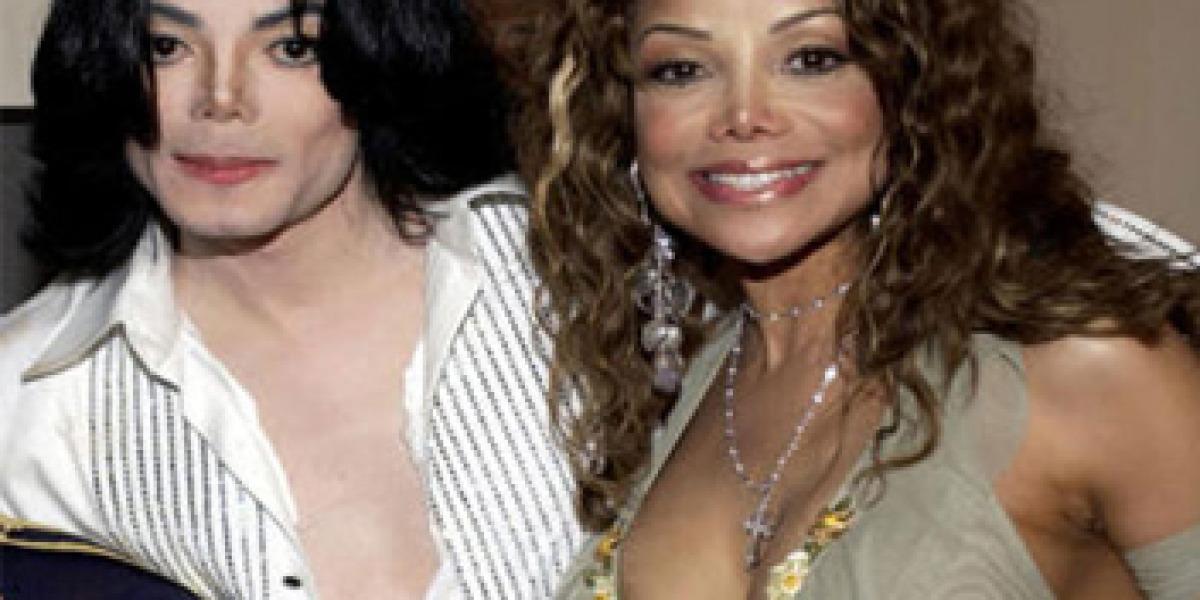 Michael Jackson y Latoya