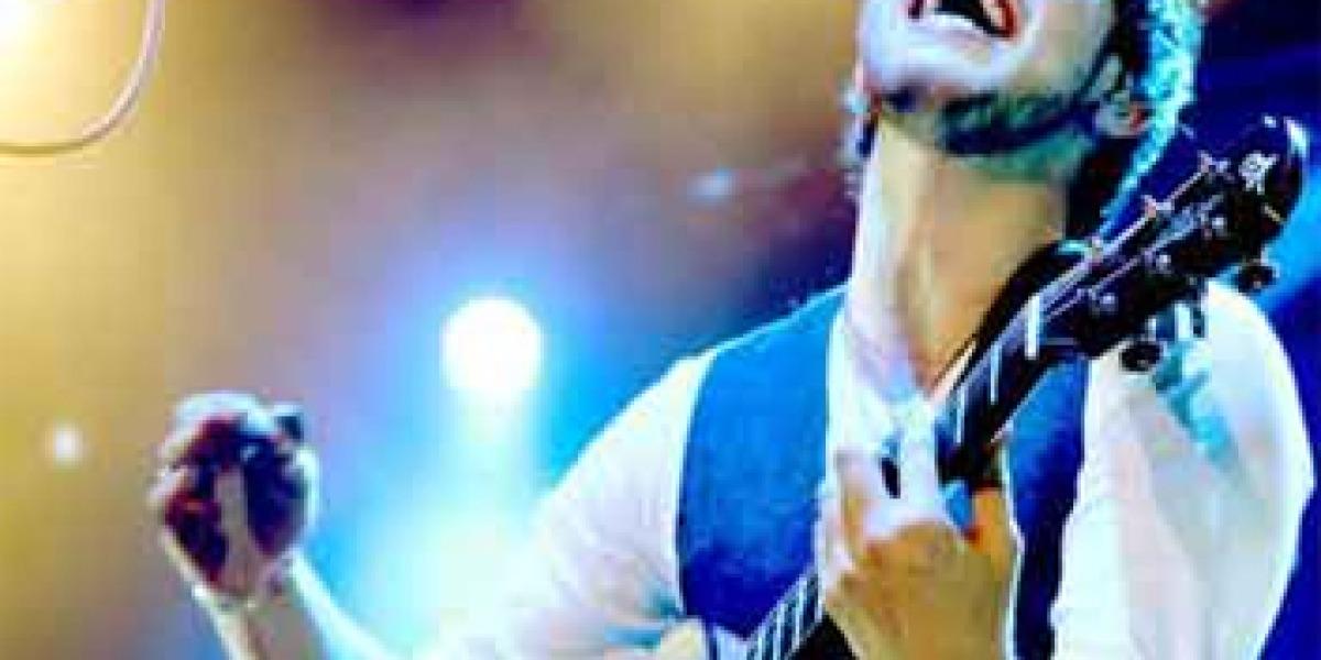 James Morrison en concierto