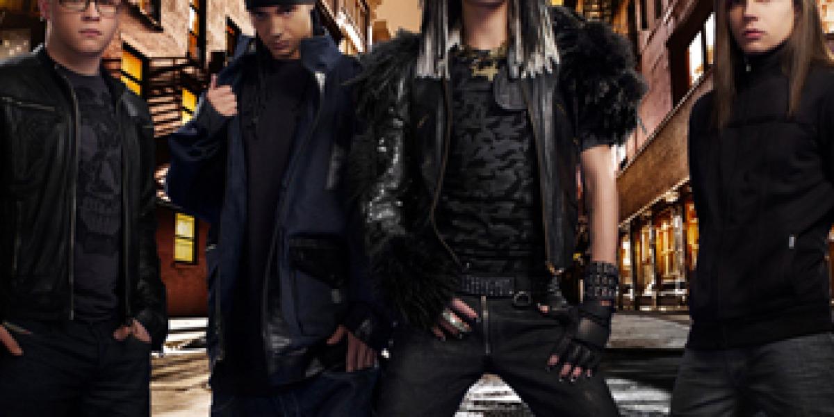 Tokio Hotel en su último disco Humanoid