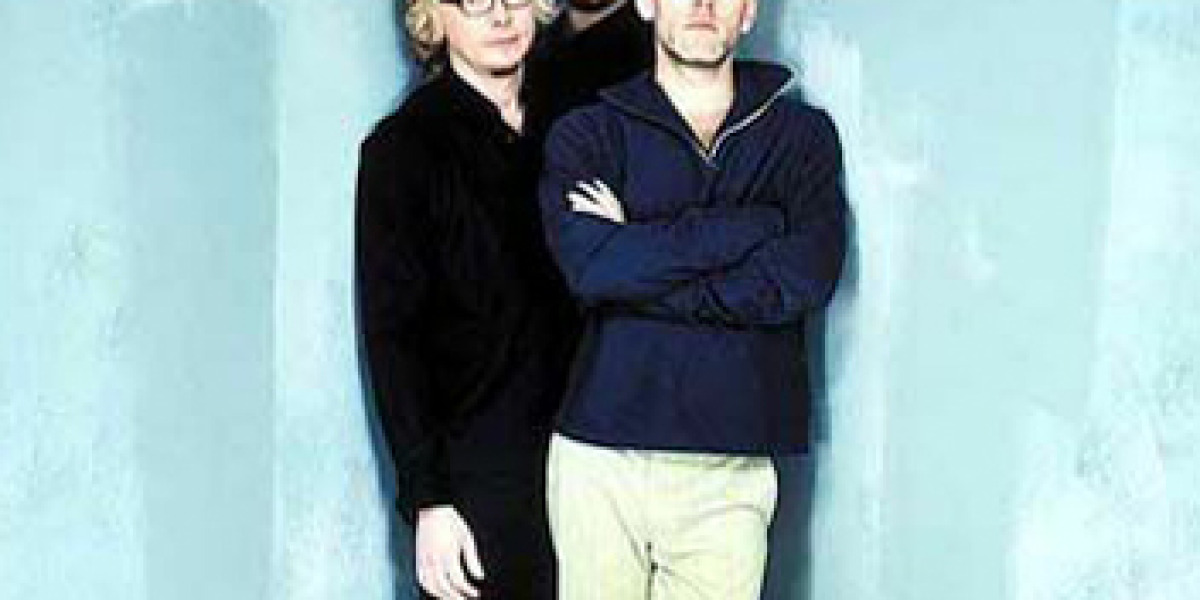 Los integrantes de R.E.M.