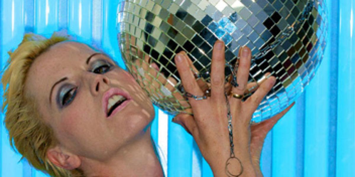 Dolores O'Riordan durante su etapa en solitario