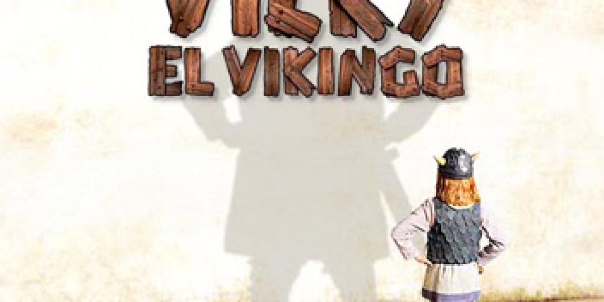 Cartel de Vicky El Vikingo