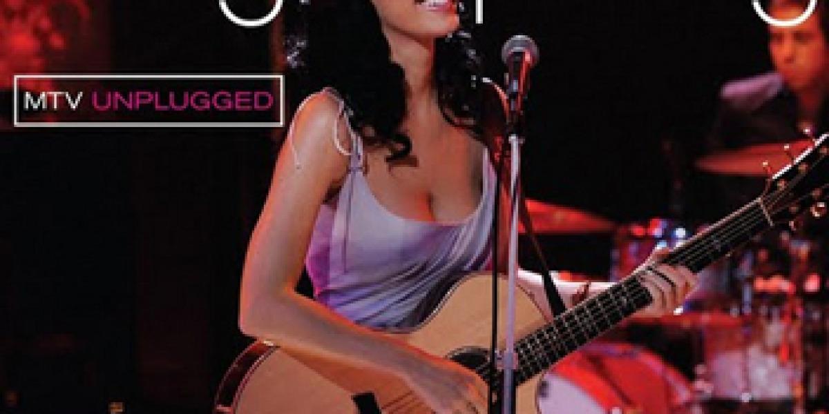 Portada de Katy Perry MTV Unplugged