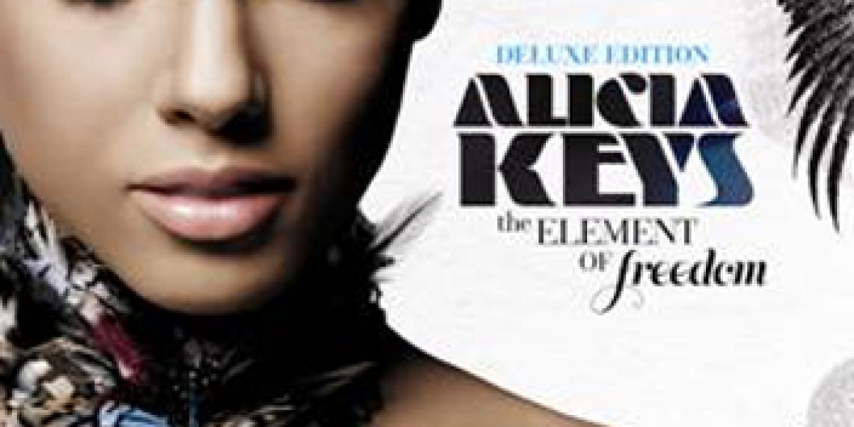 Alicia Keys en The Element Of Freedom