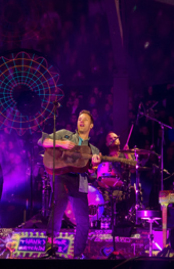 Coldplay en Las Ventas