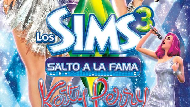 Katy Perry se convierte en Sim en la expansión 'Salto a la fama'