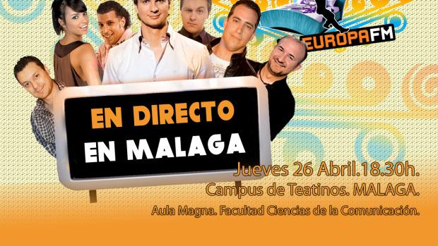 Levántate y Cárdenas en Málaga