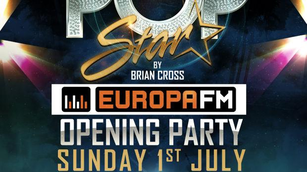 Opening Fiesta Popstar en Amnesia Ibiza