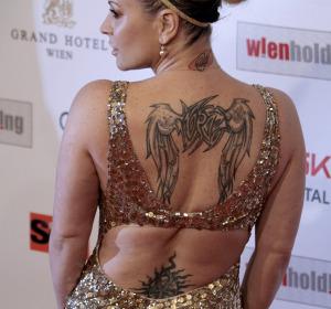 Tatuajes Anastacia