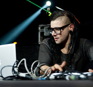 El DJ Skrillex