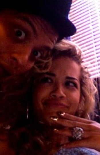 Rita Ora y Bruno Mars
