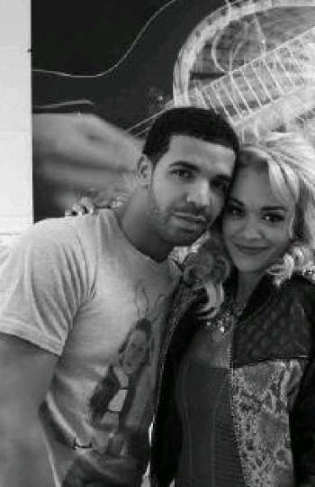 Rita Ora y Drake