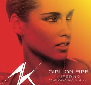 Alicia Keys - Girl On Fire con Nicki Minaj (Inferno Version)