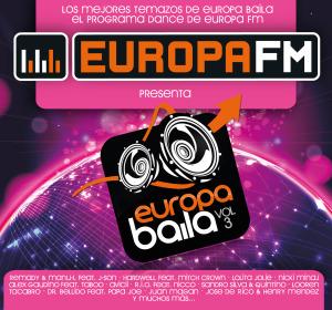 Europa Baila Vol. III
