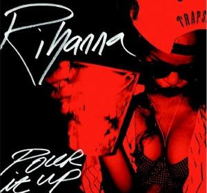 Portada 'Por it up', de Rihanna