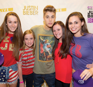 Si tu sueño es conocer a Justin Bieber, ¡participa!