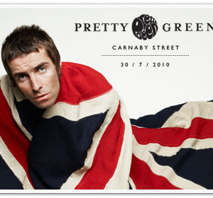 Pretty Green, ropa 'british' por Liam Gallagher