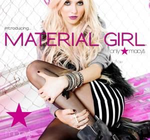 Material Girl, la marca de ropa de Madonna