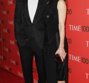 Justin Timberlake y Jessica Biel en la fiesta de Time