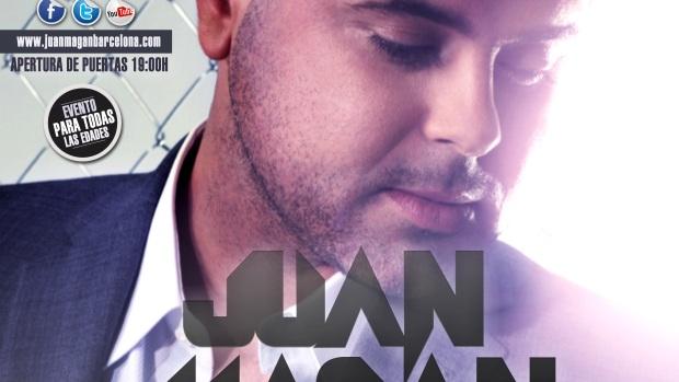 Concierto de Juan Magán en el Pabelló Olímpic de Badalona