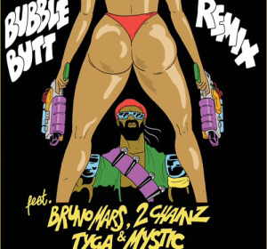 Bubble Butt de Major Lazer