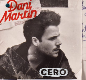 Portada de 'Cero', de Dani Martín