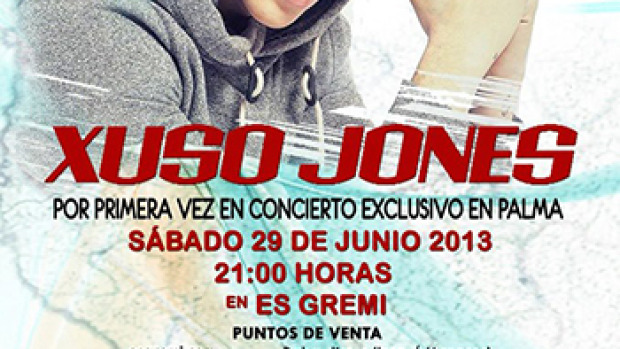 Xuso Jones en Mallorca