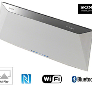 Sistema de audio Sony CMT-BT80W