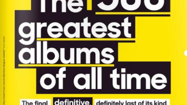 Los 500 mejores discos de la historia