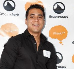 Eddy Vasquez, director de ventas Grooveshark