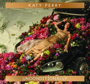 Portada de 'Unconditionally', de Katy Perry